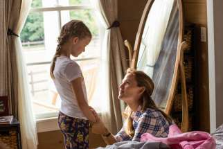 Jennifer Garner stars as Annabel Beam's mother in 'Miracles From Heaven,' a film about how a family copes with their daughter's digestive disorders and miraculous cure.