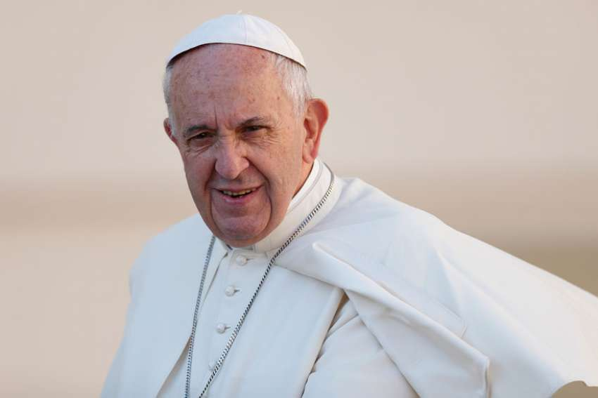 In an interview with 'Avvenire,' the official newspaper of the Italian bishops' conference, Pope Francis defends his teachings from critics.