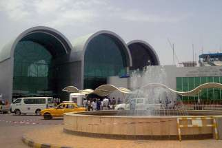 Sudanese woman rearrested with family at airport