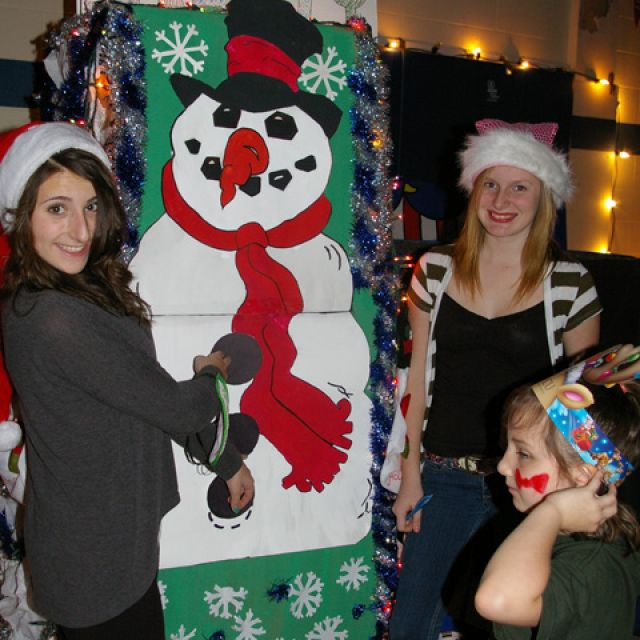 The Christmas Carnival at Leamington, Ont.'s Queen of Peace Catholic School helped raise $5,000 for a girls school in Kenya. That amount has tripled with matching grants.