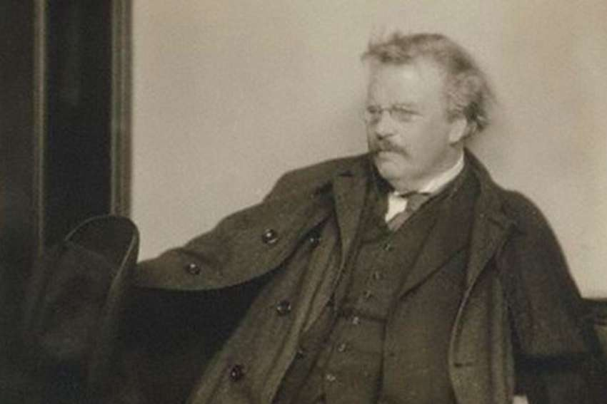 A photo of G.K. Chesterton from 1920. In 1926, Frank Sheed founded Sheed & Ward, a publishing house house that over the next half century published the leading lights of Catholicism: writers like G.K. Chesterton, Hilaire Belloc, Evelyn Waugh, Christopher Dawson and Ronald Knox.