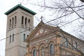 St. Paul's Basilica is one of the Catholic churches participating in Bells of Peace at the Archdiocese of Toronto. St. Roch's, St. Elizabeth of Hungary, St. Helen, and St. Cecilia will also be ringing their bells to mark the anniversary.