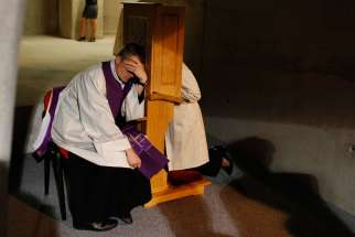 Confession is the most important of Serviam Ministries' seven steps to maximize Lent.
