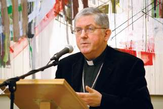 Cardinal Thomas Collins issued a statement to be read at Masses throughout the Toronto archdiocese March 5-6 condemning recommendations for wide-open access to assisted suicide.