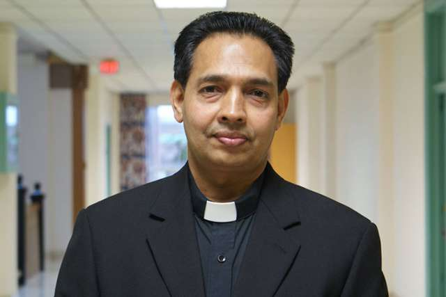 Fr. Ephrem Nariculam has been chosen to lead the Syro-Malabarrite Diocese of Chanda, India.