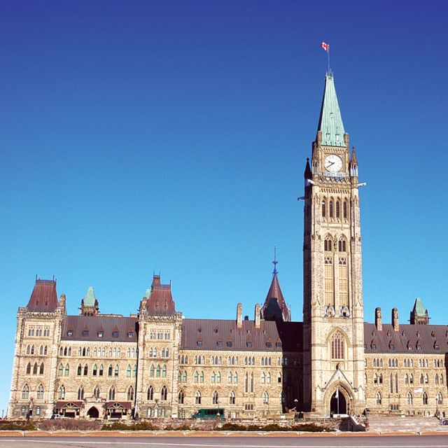 "A recent trip to Ottawa and Parliament Hill, Fr. de Souza's ""cardinals'  week"" in the capital, showed that the Parliament buildings tell the story of Canada beyond politics, including our religious roots."