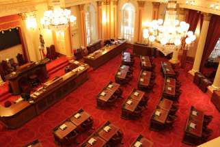 California senate passed a bill to legalize physician-assisted suicide in a 23-14 vote June 4.