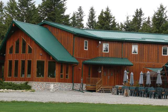 Sanctum Retreat House near Caroline, Alta., provides an environment to restore one's spirit.
