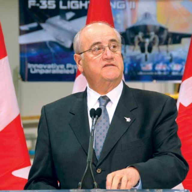 International Co-operation Minister Julian Fantino says Canada must change its approach on funding overseas development. He said needy countries must be enabled to help themselves.