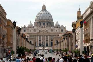 Vatican suspends outside audit while reviewing contract