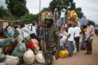 Church in Central African Republic wants more protection from peacekeepers after attack