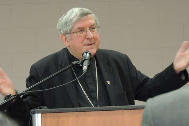 Cardinal Thomas Collins has reminded Greater Toronto Area parishes they have a role to play in the upcoming Oct.27 local elections.