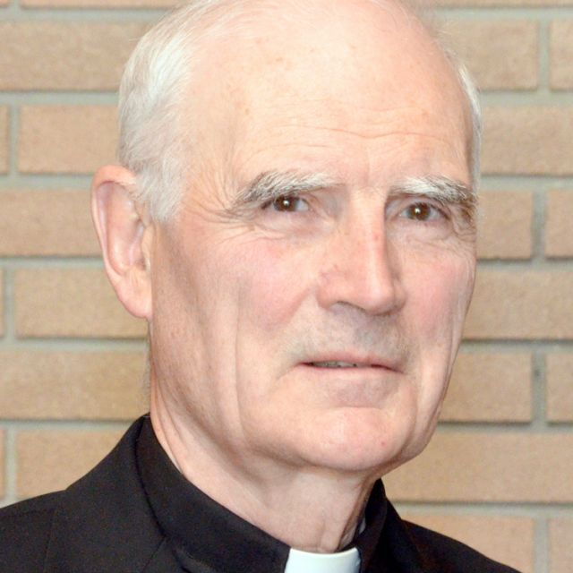 Fr. Jack Gallagher, author of Human Sexuality and Christian Marriage.