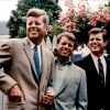 The Kennedy brothers; John, Robert and Ted