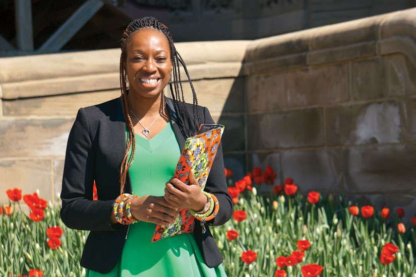 Obianuju Ekeocha, Nigerian biomedical scientist and founder of Culture of Life Africa, addressed a breakfast of parliamentarians May 10, urging them not to impose abortion on African nations.