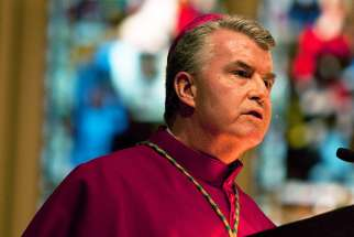 Calgary's Bishop-Elect William McGrattan shares a special bond with Bishop Fred Henry, the man he replaces.
