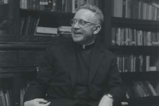 Fr. Tibor Horvath led the Ultimate Reality and Meaning Society. At its height, the URAM society was a loose network of about 1,000 professors, experts and freelance scholars.