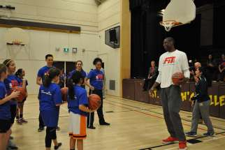 NBA All Star weekend bring the stars to Toronto schools