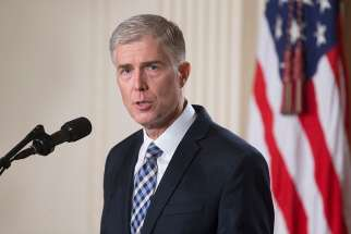 "A number of pro-life and pro-family groups says U.S. President Donald Trump's Supreme Court nominee Judge Neil Gorsuch deserves a ""swift confirmation."""