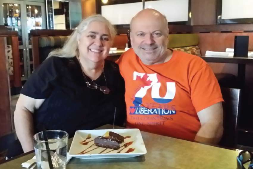 Mark Neugebauer and his wife Sue converted to Roman Catholicism in 2009 and soon will be part of Toronto's diaconate.