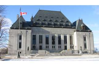 The Supreme Court of Canada has struck down the Criminal Code provisions against physician assisted suicide.