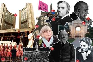 The Catholic Register has compiled a list of 150 people and places of faith to mark Canada's 150th anniversary.