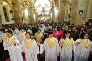 A Czech bishop says his government of prioritizing trade ties over human rights after it delayed granting asylum to dozens of Chinese Christians April 13.