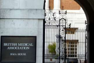 The British Medical Association, the doctors' union, voted for the decriminalization of abortion June 27.