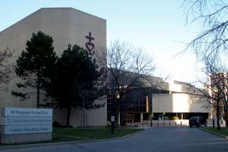 Toronto Catholic District School Board headquarters.