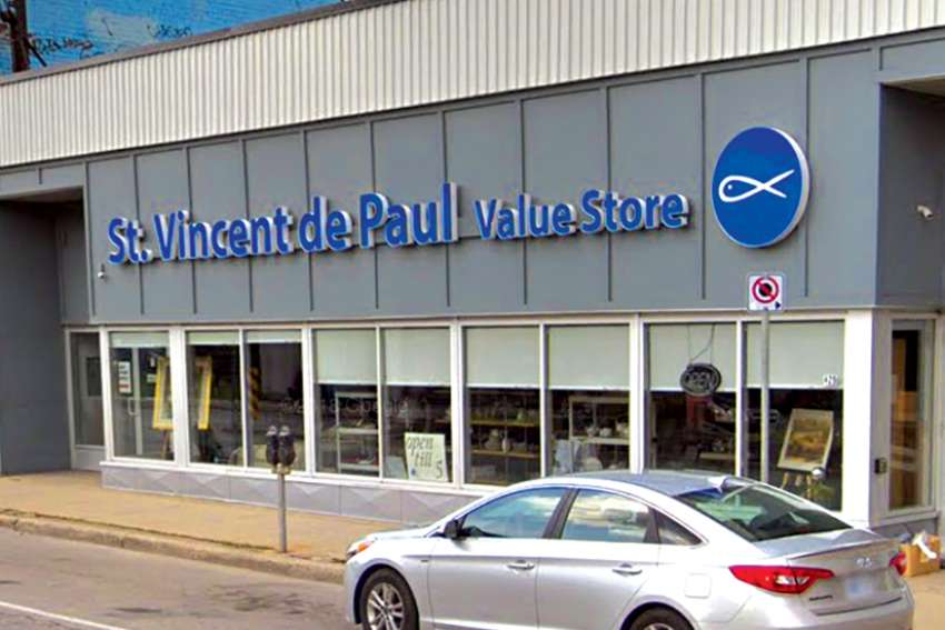 The Society of St. Vincent de Paul aims to improve the customer experience at its stores.