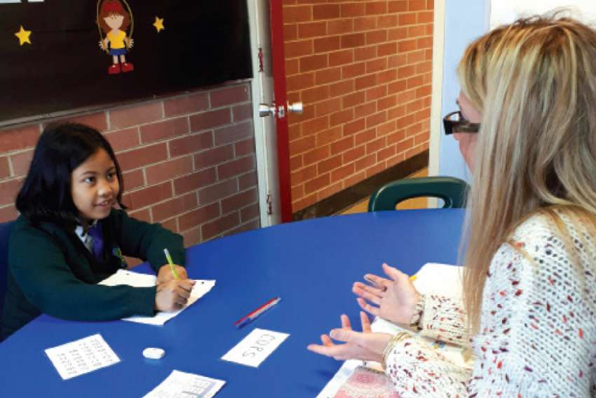 One-on-one tutoring for children with learning disabilities is expanding at six Catholic elementary schools thanks to a new partnership with the Learning Disabilities Association of Vancouver.