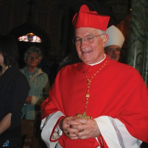 Cardinal Marc Ouellet was appointed  the prefect of the Congregation for Bishops in 2010.