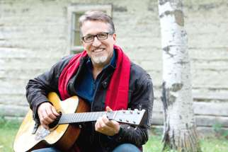 Steve Bell's music ministry took its first steps in an Alberta prison when, as an eight-year-old, he jammed with prisoners.