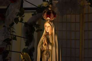 A statue of Our Lady of Fatima is set to visit the United Nations May 12, one day before the 100th anniversary celebration of the Fatima apparitions.