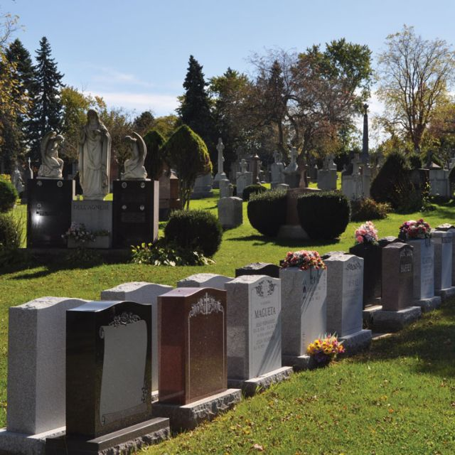By purchasing your burial plot while still alive, you save your surviving family members some added grief, as well as getting the plot at today's prices as opposed to a higher price down the road.
