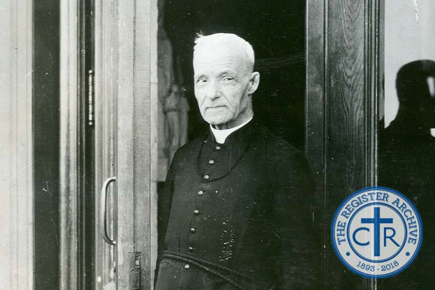 The Register Archive: One day in the incredible life of Saint Brother André
