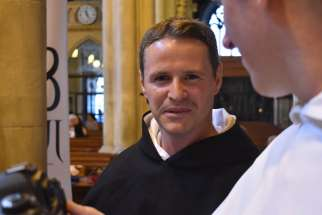 Former Irish soccer pro Philip Mulryne, who once earned $775,000-a-year, was ordained a priest of the Order of the Preachers July 8.
