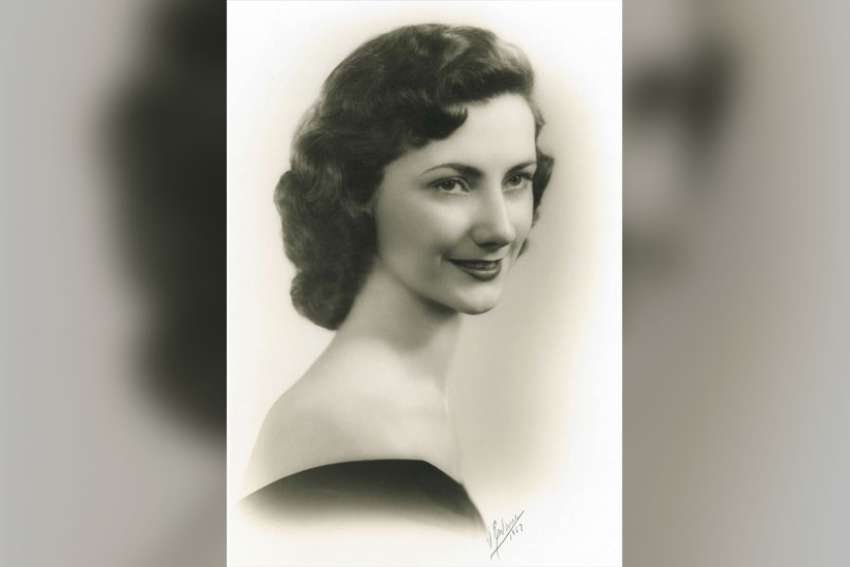 "Marge Brehl, seen here in her 1957 high school graduation picture, had a very productive ""second life"" helping others. She died at age 77."