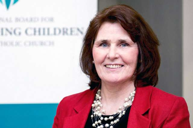 Teresa Devlin, CEO of the National Board for Safeguarding Children in the Catholic Church.