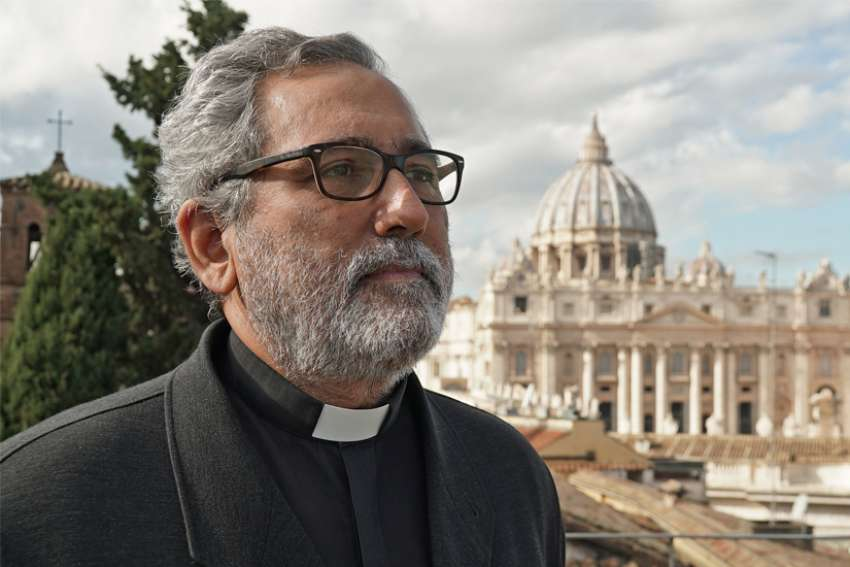 The Vatican announced Nov.14, 2019, that Pope Francis named Jesuit Father Juan Antonio Guerrero, general counselor for the Society of Jesus, to lead the Vatican Secretariat for the Economy, which had been headed by Australian Cardinal George Pell. Father Guerrero is pictured in an undated photo.