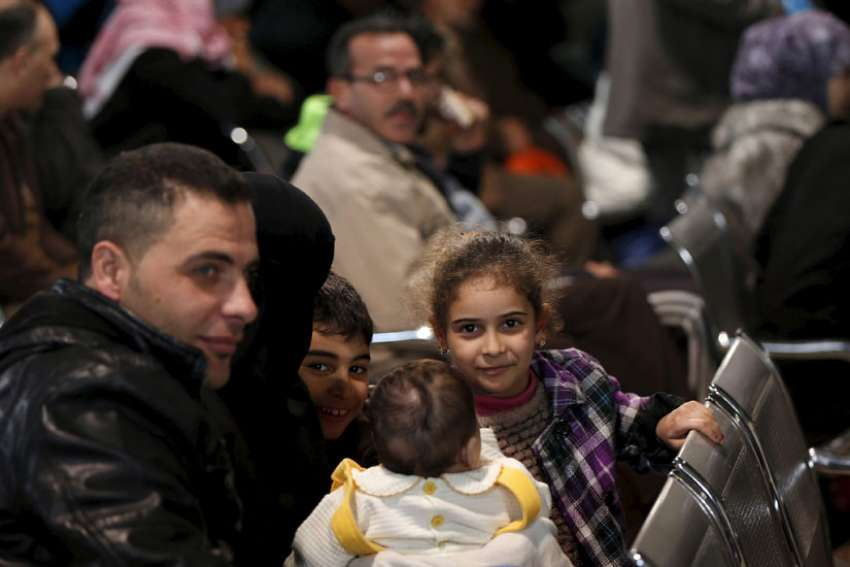 In the wake of U.S. President Donald Trump's temporary on refugees, the Canadian Council of Churches ponders whether to pursue legal action against the federal government to pull out of the Safe Third Country Agreement.