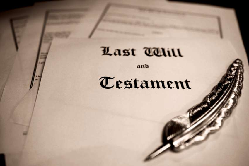Attention to detail is important in making bequests in a Will.