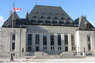 The Supreme Court of Canada ruled unanimously that courts have no authority to decide on religious group rules May 31.