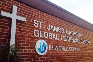 Those enrolled at the St. James Learning Centre in Mississauga this year will be the first students from the Dufferin-Peel Catholic school board to attend an authorized International Baccalaureate elementary school.