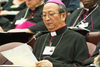 Archbishop Paul died of cardiac arrest after celebrating Mass with the bishops of Vietnam at the Basilica of St. Paul Outside the Walls during their ad limina visit in Rome.