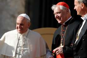 Cardinal Muller: Major shift in Church teaching is corruption, not development
