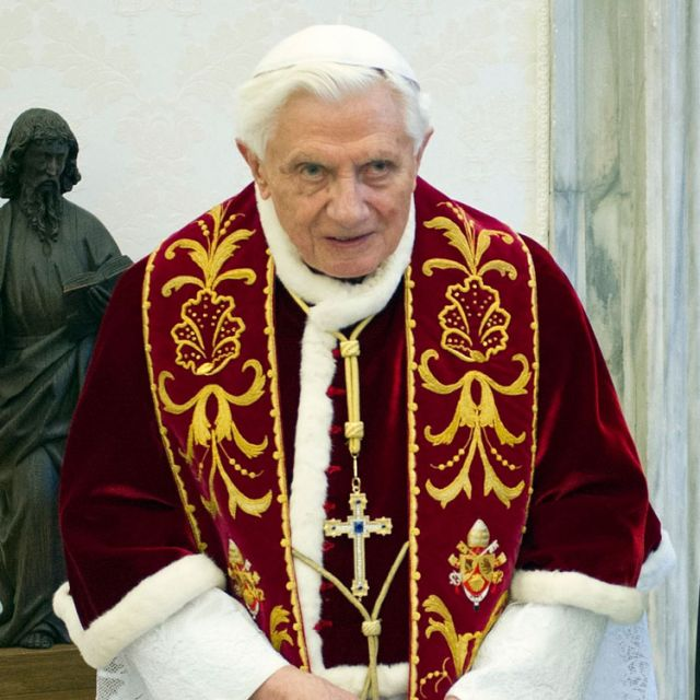 "Pope Benedict XVI will continue to be known as Pope Benedict and addressed as ""His Holiness,"" but after his resignation, he will add the title ""emeritus"" in one of two acceptable forms, either ""Pope emeritus"" or ""Roman pontiff emeritus."""