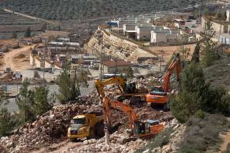 "The Latin Patriarchate of Jerusalem warned of ""serious consequences"" from a new law that allows the government to seize private Palestinian lands where unauthorized Israeli settlements have been built."