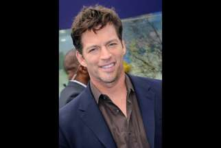 Harry Connick Jr., is seen in Los Angeles in this 2011 file photo. The New Orleans-born musician and actor gave the Loyola University commencement address at the Mercedes-Benz Superdome May 21.