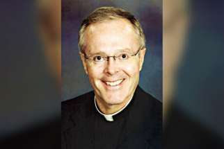 In a statement May 9, Bishop Michael J. Hoeppner of Crookston denied coercing abuse victims from reporting claims of sexual abuse against a priest of his diocese.